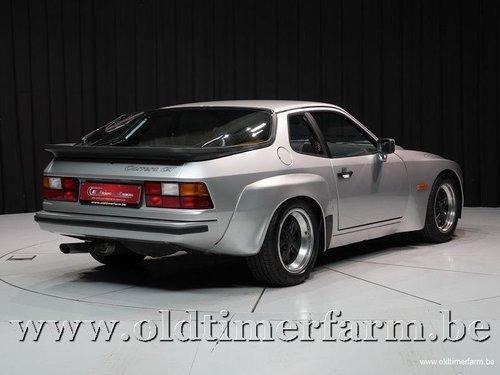 1981 Porsche 924 Carrera GT Turbo '81 For Sale (picture 2 of 6)