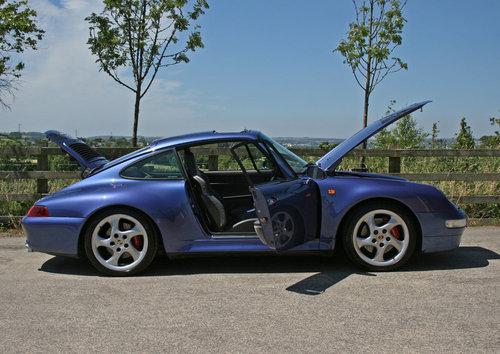 1998 1997 PORSCHE 911 (993) CARRERA 4S SOLD (picture 3 of 6)