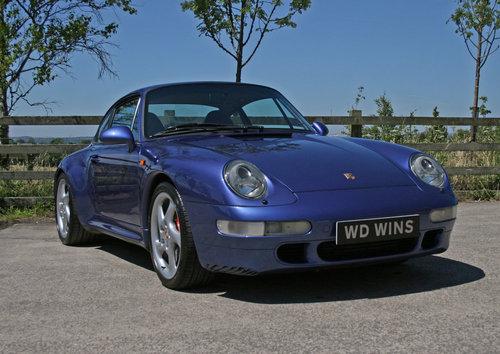 1998 1997 PORSCHE 911 (993) CARRERA 4S SOLD (picture 4 of 6)