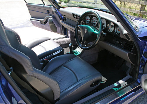 1998 1997 PORSCHE 911 (993) CARRERA 4S SOLD (picture 5 of 6)