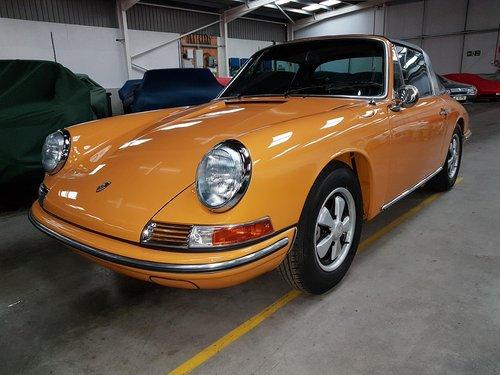 1968 Porsche 911 L 911L SWB Targa For Sale (picture 1 of 6)