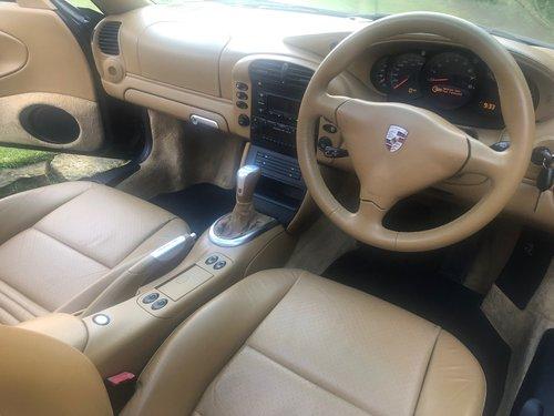 2001 £16,996 : 2002 model PORSCHE 996 CARRERA 4 MANUAL For Sale (picture 5 of 6)