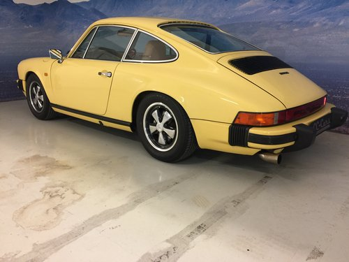 1976 Porsche 911 2,7 S Matching Numbers For Sale (picture 4 of 6)