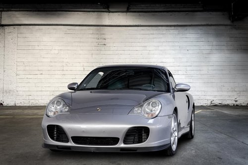 2000 Porsche 911 model 996 Turbo For Sale (picture 1 of 6)