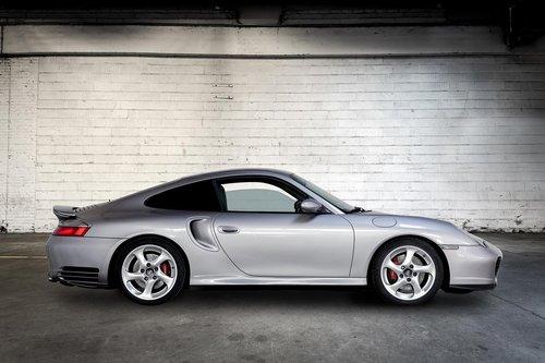 2000 Porsche 911 model 996 Turbo For Sale (picture 2 of 6)