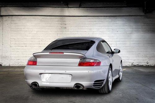 2000 Porsche 911 model 996 Turbo For Sale (picture 3 of 6)