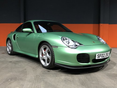 2002 porsche 911 *16000*miles from new For Sale (picture 1 of 6)