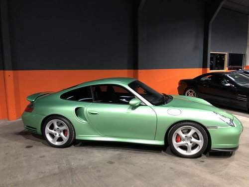 2002 porsche 911 *16000*miles from new For Sale (picture 3 of 6)