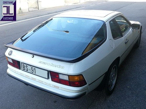 EXCEPTIONAL 1981 PORSCHE 924 TURBO  ONE OWNER SINCE 1985 For Sale (picture 3 of 6)