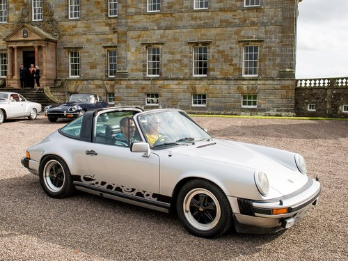 1973 Rent a classic 911 in Newcastle/Northumberland For Hire (picture 1 of 6)