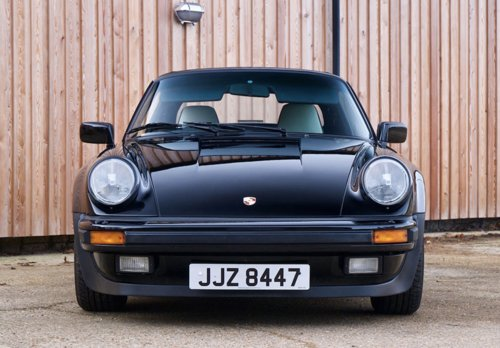 1989 PORSCHE 911 'SUPERSPORT' CABRIOLET FOR SALE SOLD (picture 2 of 6)