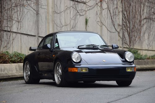 1993 Porsche 911 Turbo 3.6L For Sale by Auction (picture 1 of 1)