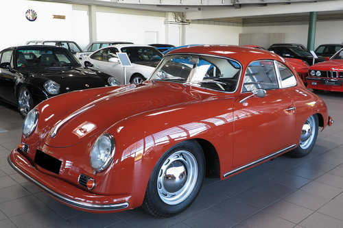 1957 Porsche 356 A 1600 S Coupé - Matching Numbers For Sale (picture 1 of 6)