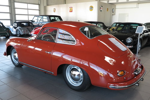 1957 Porsche 356 A 1600 S Coupé - Matching Numbers For Sale (picture 2 of 6)