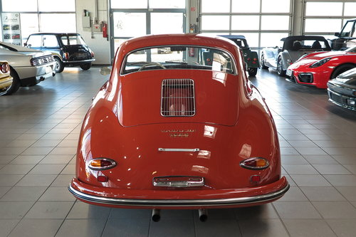 1957 Porsche 356 A 1600 S Coupé - Matching Numbers For Sale (picture 3 of 6)