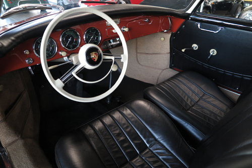 1957 Porsche 356 A 1600 S Coupé - Matching Numbers For Sale (picture 4 of 6)