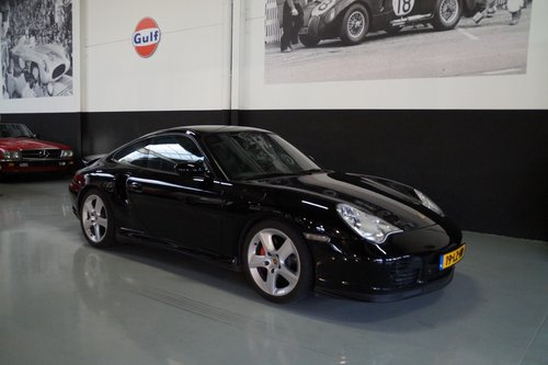 PORSCHE 996 Turbo (2003) For Sale (picture 1 of 6)