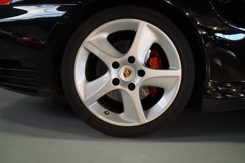 PORSCHE 996 Turbo (2003) For Sale (picture 4 of 6)