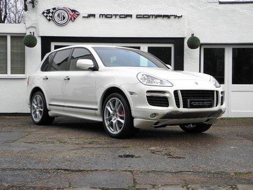 2009 Porsche Cayenne 4.8 GTS Tiptronic S finished in Sand White  SOLD (picture 6 of 6)