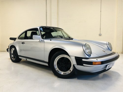 1980 PORSCHE 911 3.0 SC COUPE CARRERA - STUNNING EXAMPLE SOLD (picture 1 of 6)