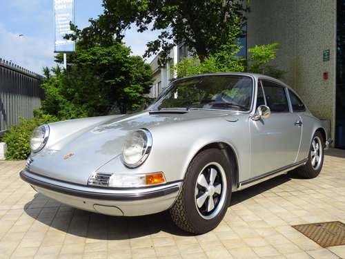 1971 PORSCHE 911 S  2,2   COUPE  For Sale (picture 2 of 6)