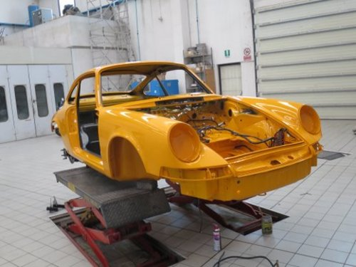 1973 PORSCHE 911 T 2,4 COUPE    For Sale (picture 1 of 6)