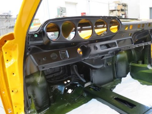 1973 PORSCHE 911 T 2,4 COUPE    For Sale (picture 3 of 6)