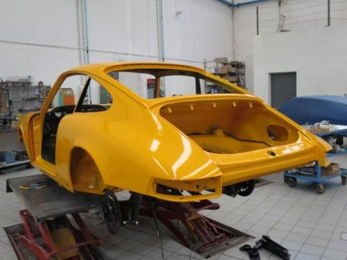 1973 PORSCHE 911 T 2,4 COUPE    For Sale (picture 6 of 6)
