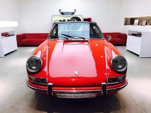 1967 PORSCHE 912 TARGA SWB For Sale (picture 2 of 6)