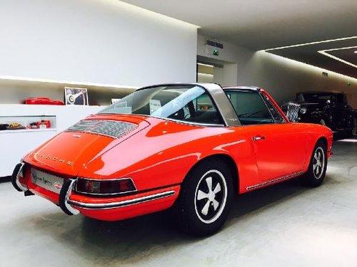 1967 PORSCHE 912 TARGA SWB For Sale (picture 3 of 6)