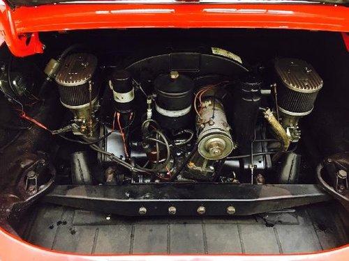 1967 PORSCHE 912 TARGA SWB For Sale (picture 6 of 6)
