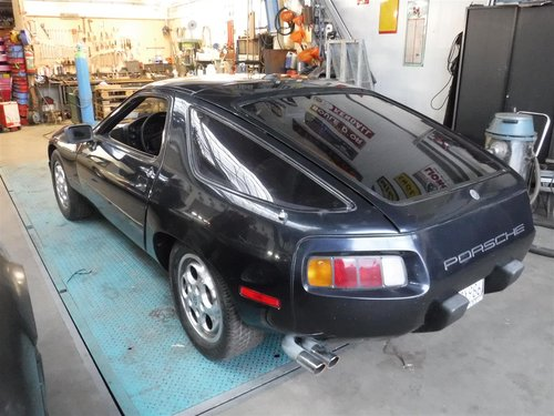 1980 Porsche 928 coupe '80 For Sale (picture 2 of 6)