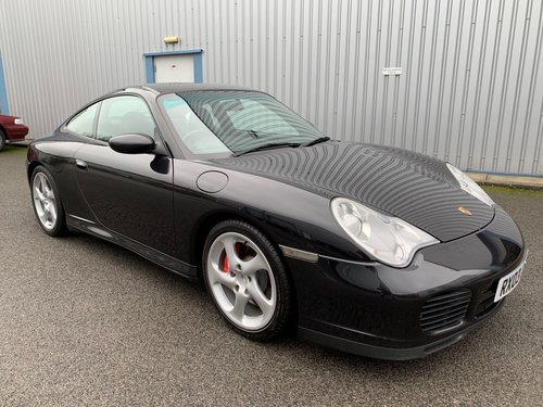 2003 PORSCHE 996 CARRERA 4S SOLD (picture 1 of 6)