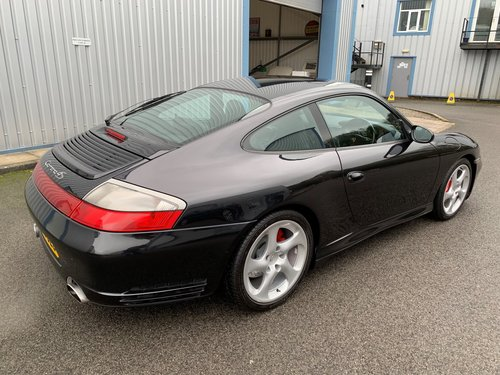 2003 PORSCHE 996 CARRERA 4S SOLD (picture 2 of 6)