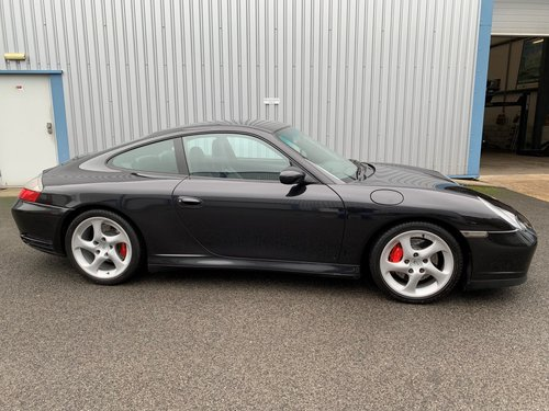 2003 PORSCHE 996 CARRERA 4S SOLD (picture 6 of 6)
