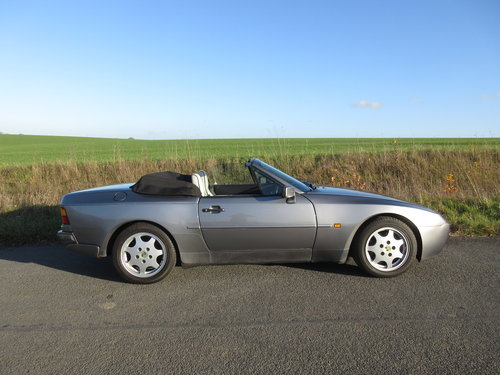 Porsche 944 S2 Manual 3.0 Convertible 1990 For Sale (picture 4 of 6)