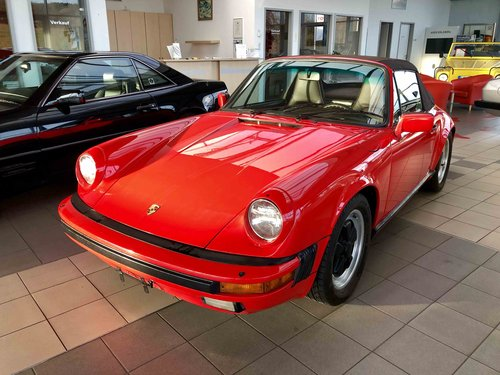 Porsche 911 Carrera 1985 - Great Car-  For Sale (picture 1 of 6)