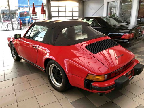 Porsche 911 Carrera 1985 - Great Car-  For Sale (picture 2 of 6)