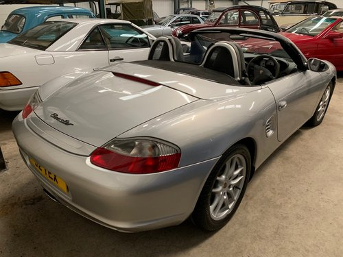 2004 PORSCHE BOXSTER  2.7 TIPRONIC S For Sale (picture 2 of 6)