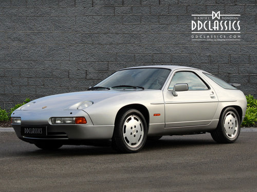 1987 PORSCHE 928 S4 LHD 13,000 MILES! One owner For Sale (picture 1 of 6)