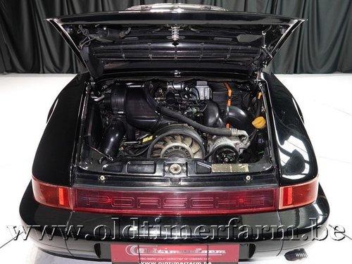 1990 Porsche 911 964 Carrera 4 Cabriolet '90 For Sale (picture 6 of 6)