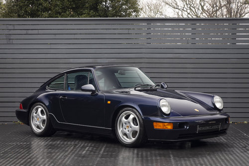1992 Porsche 911 (964) RS Lightweight LHD For Sale (picture 1 of 6)