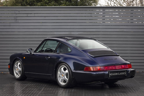 1992 Porsche 911 (964) RS Lightweight LHD For Sale (picture 2 of 6)