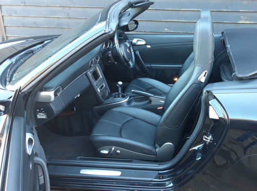 2007 PORSCHE 911/997 3.8 CARRERA 4S CONVERTIBLE ( Wide Body )  SOLD (picture 2 of 6)