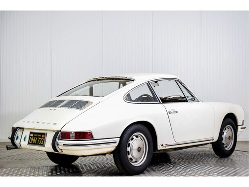 1967 Porsche 912 Coupe 'Barnfind'  For Sale (picture 2 of 6)