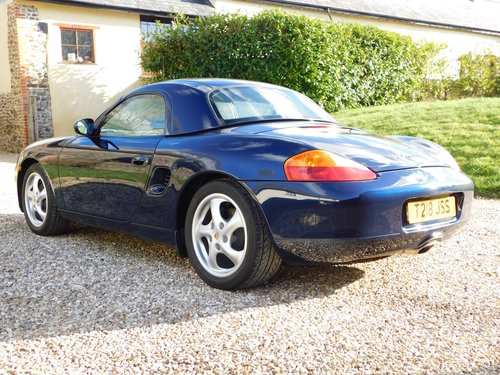 1999 Porsche Boxster 2.5 manual - 16k miles, 2 owners, incredible For Sale (picture 3 of 6)
