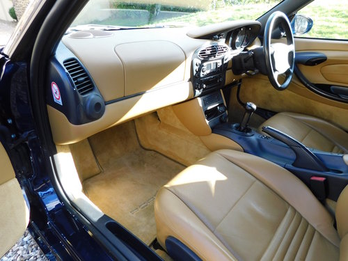1999 Porsche Boxster 2.5 manual - 16k miles, 2 owners, incredible For Sale (picture 6 of 6)