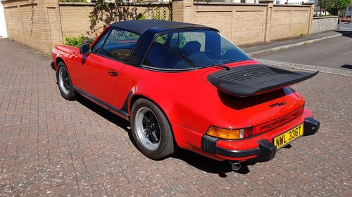 1978 PORSCHE 911SC SPORT TARGA  911 SC  For Sale (picture 2 of 6)