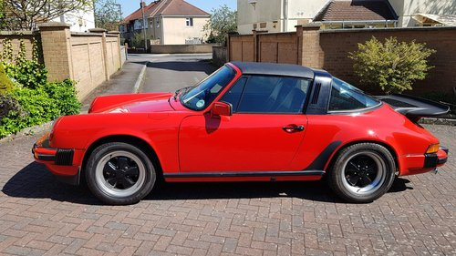 1978 PORSCHE 911SC SPORT TARGA  911 SC  For Sale (picture 3 of 6)