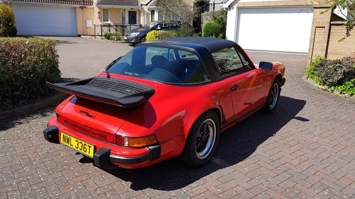 1978 PORSCHE 911SC SPORT TARGA  911 SC  For Sale (picture 4 of 6)